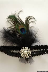 how to make a 1920s hairpiece how to make a 1920s headband by hope amp glorious vintage
