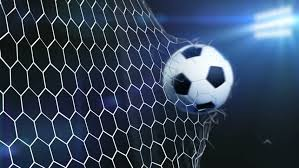 sport football goal netting stock footage 6921781