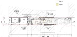 row home plans remarkable narrow row house plans images best idea home design
