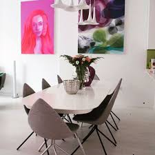 Ottawa Dining Room Furniture Inside Designer Karim Rashid S Home Featuring The Ottawa Chairs