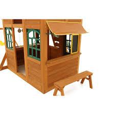 amazon com big backyard meadowbrook swing set by kidkraft toys