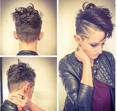 Asymmetrische Frisuren by Faux Hawk Frisuren Asymmetrische Frisuren Brave Pixie Frisuren