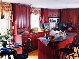 Rustic Birch Kitchen Cabinets Old Kitchen Cabinets Pictures Options Tips U0026 Ideas Hgtv