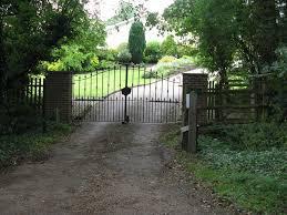 file ornamental security gates to grainingfold farmhouse