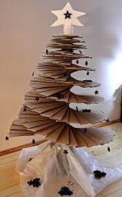 cardboard christmas tree diy modern cardboard christmas tree sharenator