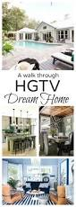 a walk through hgtv dream home 2017 reluctant entertainer