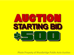 auto bid auction woodbridge auto auction serving woodbridge va