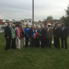 Haitian Flag Day Haitian Flag Day Celebrated In Union Union Nj News Tapinto