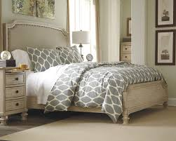 Bedroom Sets At Ashley Furniture Amazon Com Ashley B693 Demarlos 4 Pc King Bedroom Set In Home