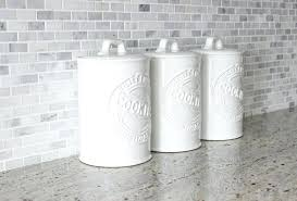 white kitchen canister sets white kitchen canisters medium size of and white kitchen