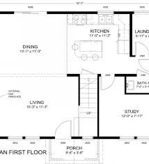 Colonial Open Floor Plans Colonial Home Floor Plans Traditional Colonial House Floor Plans