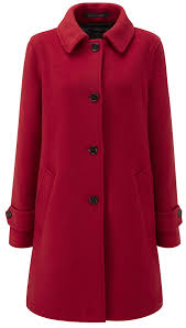 womens paddock coat red free uk delivery duffle coats uk