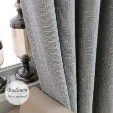 Linen Drapes Online Buy Wholesale Grey Linen Curtains From China Grey Linen
