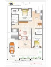 4 bedroom 2 story house plans one floor picture luxury bhk plan