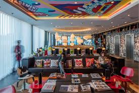 citizenm shoreditch ellismiller architects