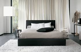 Grey Cream And White Bedroom Black And White Bedrooms Bedroom Interior Decorationg And Home