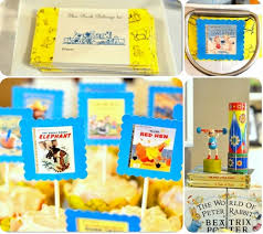 themed baby shower 15 book theme baby shower ideas disney baby