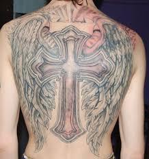 hd tattoo flowers on back design idea
