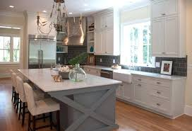 kitchen cabinets islands ideas white cabinets grey island ideas in layout and decor kitchens white