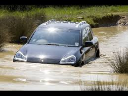 off road porsche porsche driving experience centre at silverstone cayenne on the