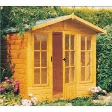 Gardens With Summer Houses - summerhouse garden rooms summer garden houses norfolk sheds