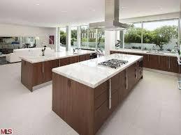 kitchen with 2 islands modern kitchen design with 2 islands modern architecture