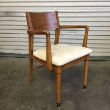 drexel biscayne captains chair mid century mcm vintage armchair