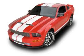 mustang style names 2005 2009 mustang cervini s svt style heat extractor