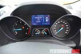 2013 ford kuga trend tdci review performancedrive 2013 ford kuga