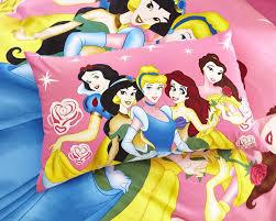 aliexpress com buy disney cartoon princess printed comforter
