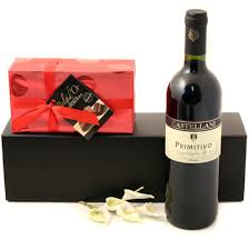 Delivery Gifts For Men Chocolate And Red Wine Gift Hamper Gift By Occasions Uk