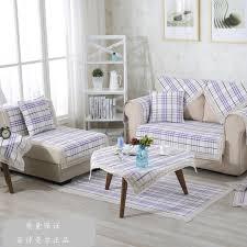 housse de canap angle décoratif coton housse de canapé coupe housse canapés moderne