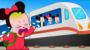mickey mouse u0026 minnie mouse baby misses airplane visiting