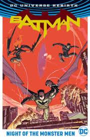 review batman night of the monster men rebirth hardcover