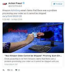 amazon alex black friday 2016 amazon email scam that could trick you into handing over your