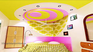 Pop Designs On Roof Without Fall Ceiling 25 Latest False Ceiling Design For Home Ceiling Decorations Youtube