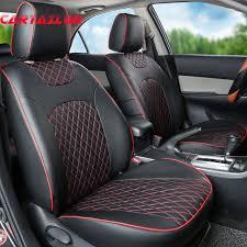 toyota corolla seats aliexpress com buy cartailor car seat cover pu leather car seats