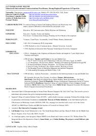 Upload Resume Jobstreet 2011 Satvinder Sandhu Resume Educator And Communication Practitioner