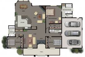 gorgeous open concept floor plans for bungalows on with hd