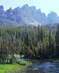 Wyoming nature activities images Wyoming guest ranch brooks lake lodge spa named a top 10 luxury jpg
