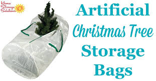 artificial tree storage bags lower cost alternative bag