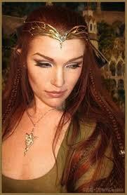 Elf Costume Halloween Pin Jessica Powers Woodland Elves Costumes