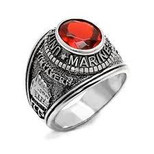 marine wedding rings us marines ring stainless steel silver color steel w