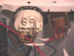 washing machine mechanical timer replaced with microcontroller