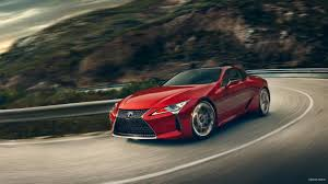 red lexus truck 2018 lexus lc luxury coupe lexus com