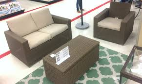 Patio Furniture Target Clearance Splendid Design Patio Furniture At Target Canada Cushions Covers