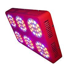 Full Spectrum Led Grow Lights Znet6 500w Daisy Chain Full Spectrum Led Grow Light 420 Magazine