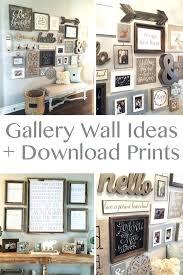 Interior Design Decorating Ideas Family Picture Wall Decorating Ideas Interiors And Picture Wall