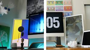 my imac dream desk the ultimate creativity setup youtube