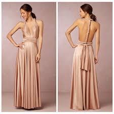 blush junior bridesmaid dresses convertible dresses bridesmaid dresses 2016 custom made